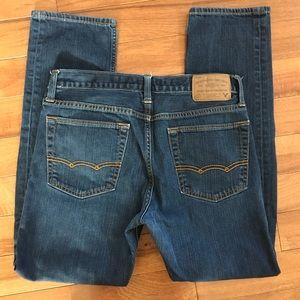 Men's American Eagle Slim Core Flex Jean